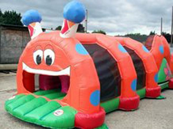 Giant Inflatable Tiger Tunnel, Infaltable Tunnel For Outdoor Advertising