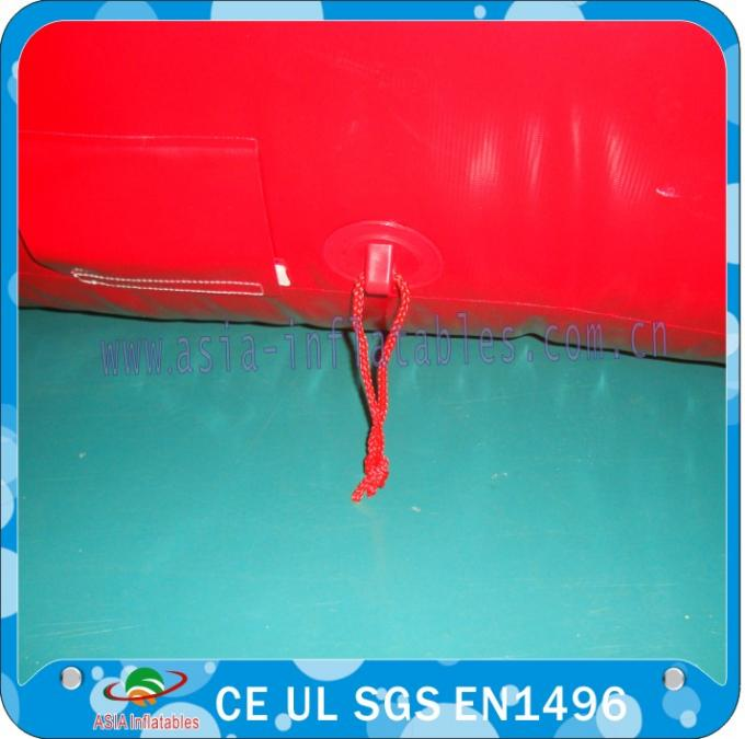 Cube Inflatable Swim Buoy For Water Triathlons Advertising
