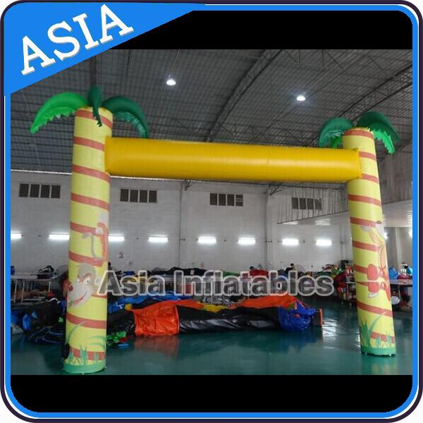 2015 Inflatable Archway For Promotion , Advertising Inflatables