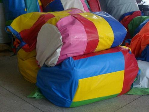 Sea World Bouncy House Inflatable Bouncer Children Amusement Sports