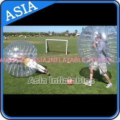चीन 0.8mm/1.0mm PVC/TPU Inflatable Bumper Ball , Soccer bubble , Bubble ball soccer , Inflatable bumper football फैक्टरी