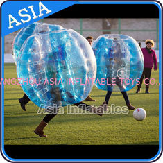 चीन Colorful Inflatable Bumper Ball , Bubble soccer , Inflatable ball suit , Wholesale ball pit balls फैक्टरी