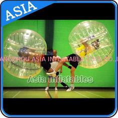 चीन CE standard Inflatable Bumper Ball / TPU bubble soccer / Football zorb / Knocker ball फैक्टरी