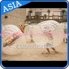 चीन 0.8mm PVC/TPU Bubble ball soccer , Bubble soccer ball , Bubble soccer , Sumo bubble ball फैक्टरी