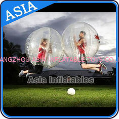 चीन 1.0mm PVC/TPU Soccer bubble , Recreational soccer , Wholesale ball pit balls , Loopy ball फैक्टरी