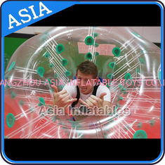 चीन 1.0mm TPU Soccer bubble for sale , Human soccer bubble , Bubble ball soccer फैक्टरी