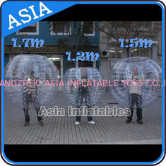 चीन Hot colour inflatable bubble soccer , Kids inflatable bubble football , Human loopy ball फैक्टरी