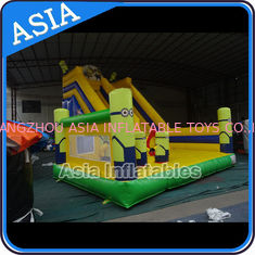 चीन Minions Commercial Inflatable Bouncer For Sale / Inflatable Minions Bouncer Slide फैक्टरी
