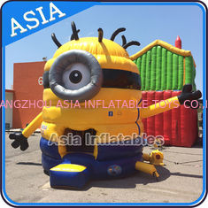 चीन Hot Sale Inflatable Bouncer For Outdoor Resident Rental Inflatable Games फैक्टरी