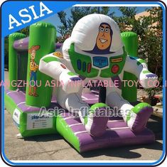 चीन Outdoor Inflatable Toys Bouncer Jumping Castle For Children Park Games फैक्टरी