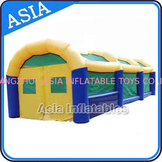चीन Amazing Inflatable Event Tent Paintabll Field Inflatable Party Tent फैक्टरी