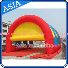 चीन Water Proof High Performace Inflatable Yard Tent For Interactive Games फैक्टरी