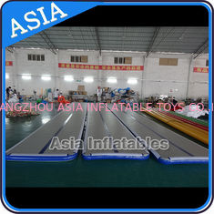 चीन Dwf Material Custom Inflatable Gym Air Mat Used For Dancing फैक्टरी