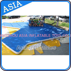 चीन Cheerleading Club And Gymnasium Inflatable Air Tumbling Track Used For Training फैक्टरी
