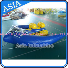 चीन Durable Water Ski Tube Inflatable Boats Inflatable Water Toys 3 Years Warranty फैक्टरी