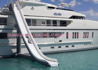 चीन Customized Inflatable Water Sports, Inflatable Water Slide For Yacht Ship फैक्टरी