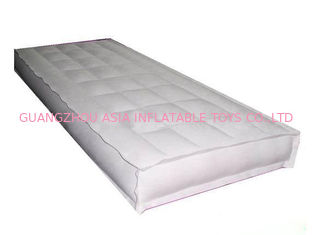 चीन White Color Single Sleep Comfortable Foldable Inflatable Air Matress Bed फैक्टरी