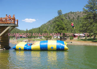 Colorful Inflatable Water Pillow For Water Sports In Aquatic Parks