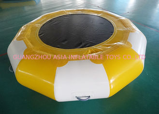 चीन Inflatable Water Bounce , Inflatable Water Park Entertainment Sports फैक्टरी