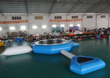 चीन Rave Sports O-Zone Plus Water Bouncer Inflatable Water Games For Water Park फैक्टरी