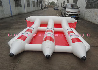 चीन Firproof Custom Inflatable Flying Fish Boat Water Surfing Board Water Equipmen फैक्टरी