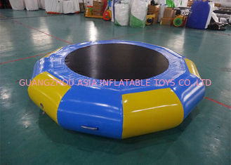 चीन Aquaglide Supertramp Water Trampoline Park , Inflatable Water Games फैक्टरी