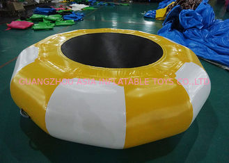 चीन Hot Sale Platinum Supertramp Water Trampoline ,  Inflatable Water Games फैक्टरी
