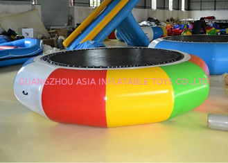 चीन Cheap Water Trampoline Inflatable Water Games , Water Trampoline Manufacturer फैक्टरी