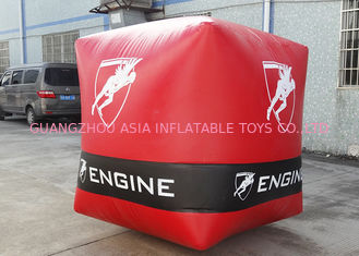 चीन Funny Inflatable buoy For Promotion , Inflatable Paintball Bunker On Sale फैक्टरी