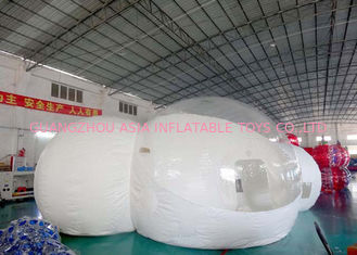 चीन OEM PVC Inflatable Camping Bubble Tent Lodge for Wholesale फैक्टरी