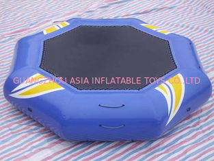 Takeoff Towable And Inflatable Water Trampoline For Water Sports Games