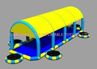 चीन 2014 New Design Kids Inflatable Pool with Suncover Roof फैक्टरी