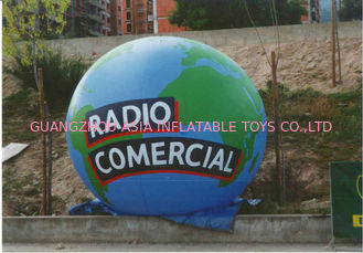 custom advertising inflatable helium balloon/PVC inflatable balloon