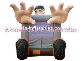 चीन CE Commercial Inflatable Combo With Bounce  फैक्टरी