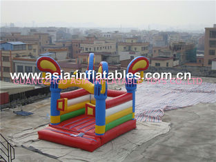 चीन Commercial attractive kids inflatable bouncer castle for fun फैक्टरी