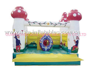 चीन Commercial Inflatable Combo Bounce House  फैक्टरी