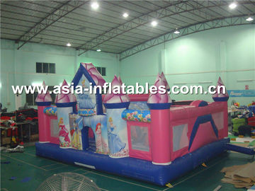 चीन Durable combo/princess inflatable combo/mages inflatable combo फैक्टरी