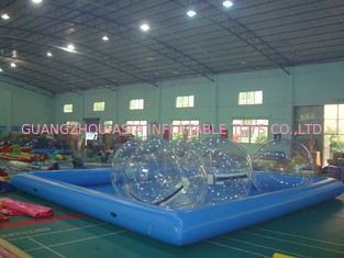 चीन High Quality Colorful Kids Inflatable Pool for Water Ball Sports फैक्टरी
