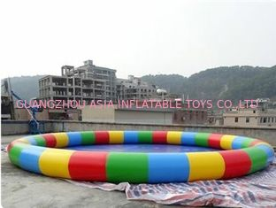 चीन Homeusing Circular Water Park Kids Inflatable Pool for sale फैक्टरी