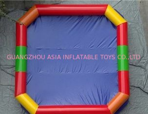 चीन Corner Pool Kids Inflatable Pool for Water Games Play फैक्टरी