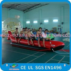 चीन Inflatable Single Tube Banana Boat, Inflatable Water Sports Boat फैक्टरी
