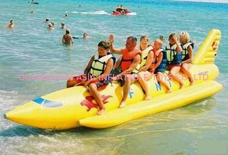 चीन Inflatable Towable Water Sports, Inflatable Single Tube Banana Boat फैक्टरी