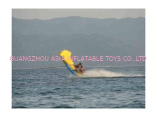 चीन Lake Towable Inflatables Flying Fish Boat Tube for Outdoor Acctivity फैक्टरी