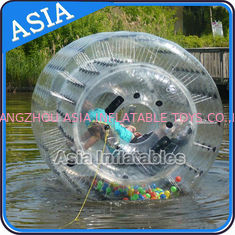 Water Playing Games Inflatable Floating Water Roller  for Kids Inflatable Pool