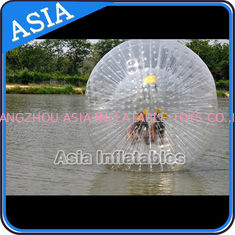 चीन TPU or PVC Human Zorb Ball , Water Walking Zorb , Inflatable Ball Toys फैक्टरी