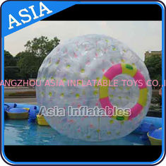 चीन Clear PVC / TPU Inflatable Zorb Ball with 3m Outer Diameter For Adults फैक्टरी