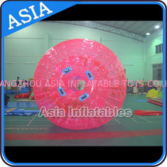 चीन 0.8mm Colourful PVC Giant Inflatable Zorb Grassplot Ball for Entertainment फैक्टरी