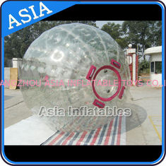 चीन 1.0mm PVC Inflatable Zorb Ball With One Entrance and Plug फैक्टरी