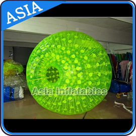 चीन Colorful Inflatable Zorb Ball , PVC / TPU Customized Ball for Sports Entertainment फैक्टरी
