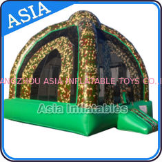 चीन Outdoor Inflatable Marine Camo Bongo Bouncer For Children Party Games फैक्टरी